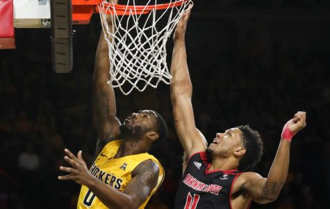 PHOTOS: Red Wolves almost take a bite out of Shockers