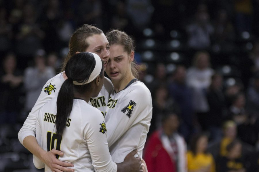 Shocker volleyball drops second round of NCAA tournament
