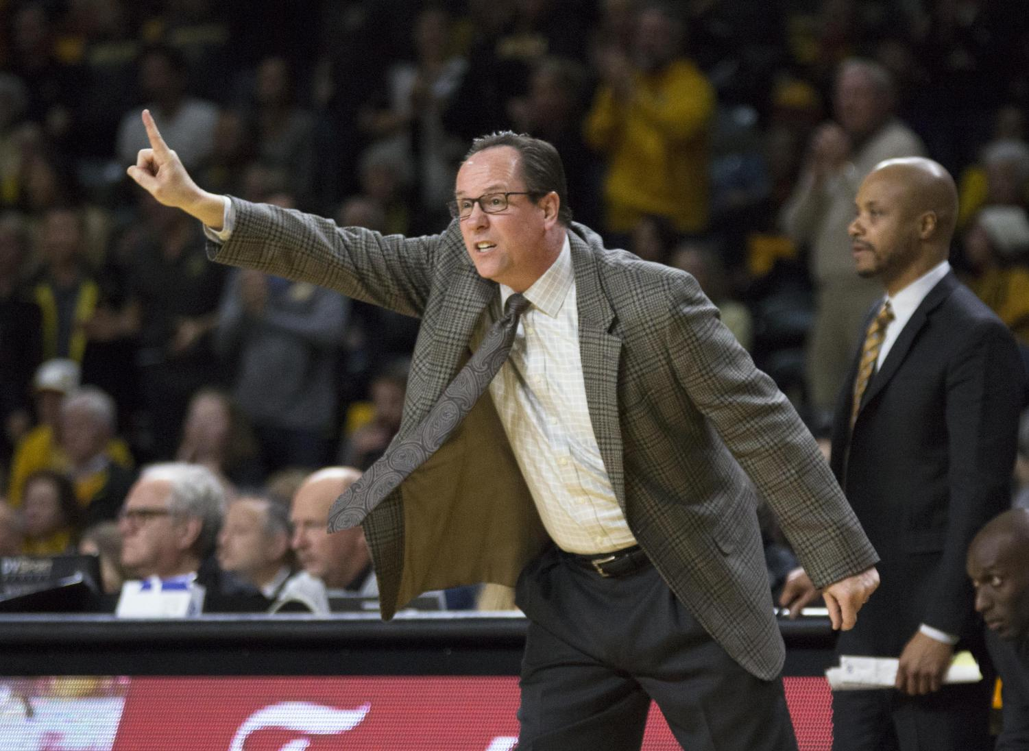 School basketball: Oklahoma sinks No. Three Wichita State