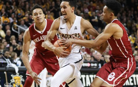Shockers slip up against Sooners in Intrust Bank Arena