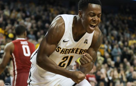 Shockers move down to No. 11; prepare for Arkansas State