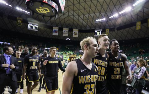 PHOTOS: Shockers Burn Baylor in Waco