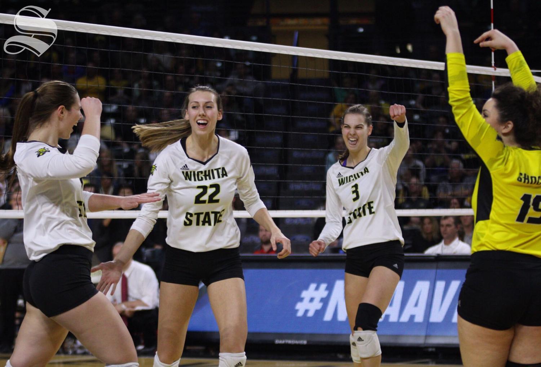 Spartans End Missouri State's Volleyball Season