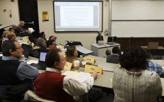 Faculty senators selected for provost search committee