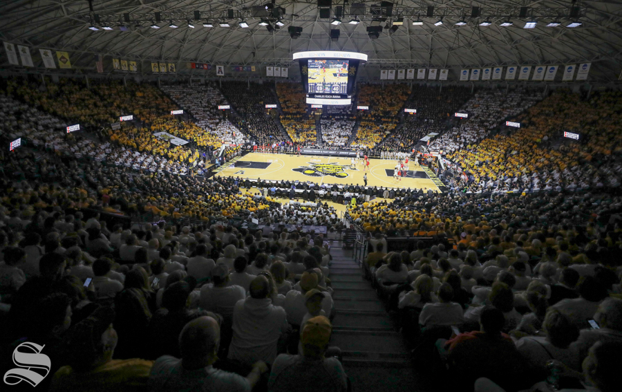 January 4, 2018: Wichita State fans