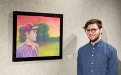 Student artist fights LGBT stigmas through chalk portraits