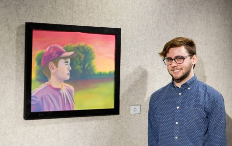 Student artist fights LGBT stigmas through chalk portraits