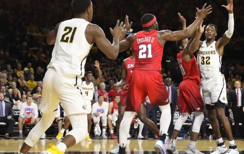 Shockers' unselfish play 'a thing to marvel at'