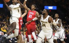 Tit for tat: SMU snaps Shockers' home win streak after losing their own