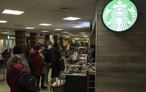 Second Starbucks opens at Wichita State