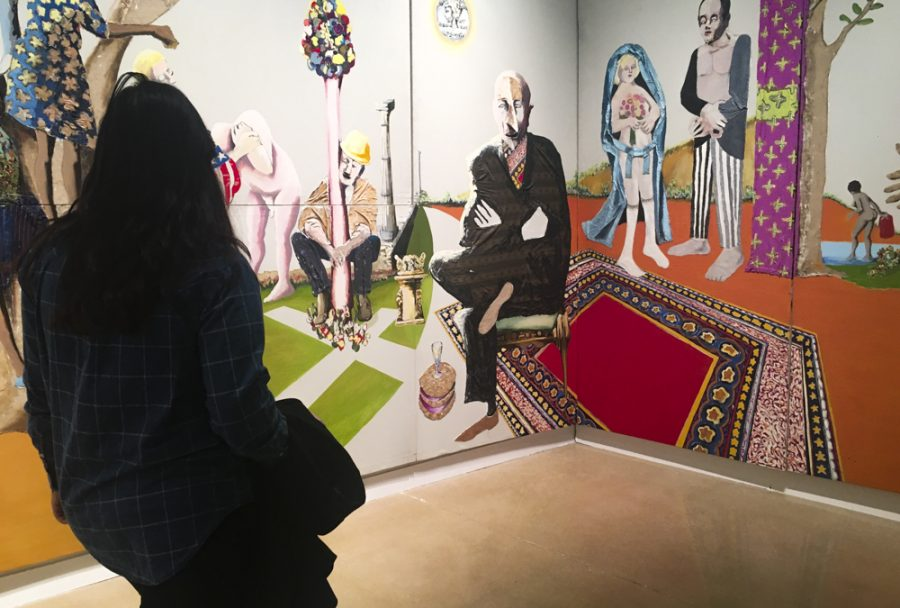 Ulrich_Museum's_latest_exhibition_is_curated_by_students