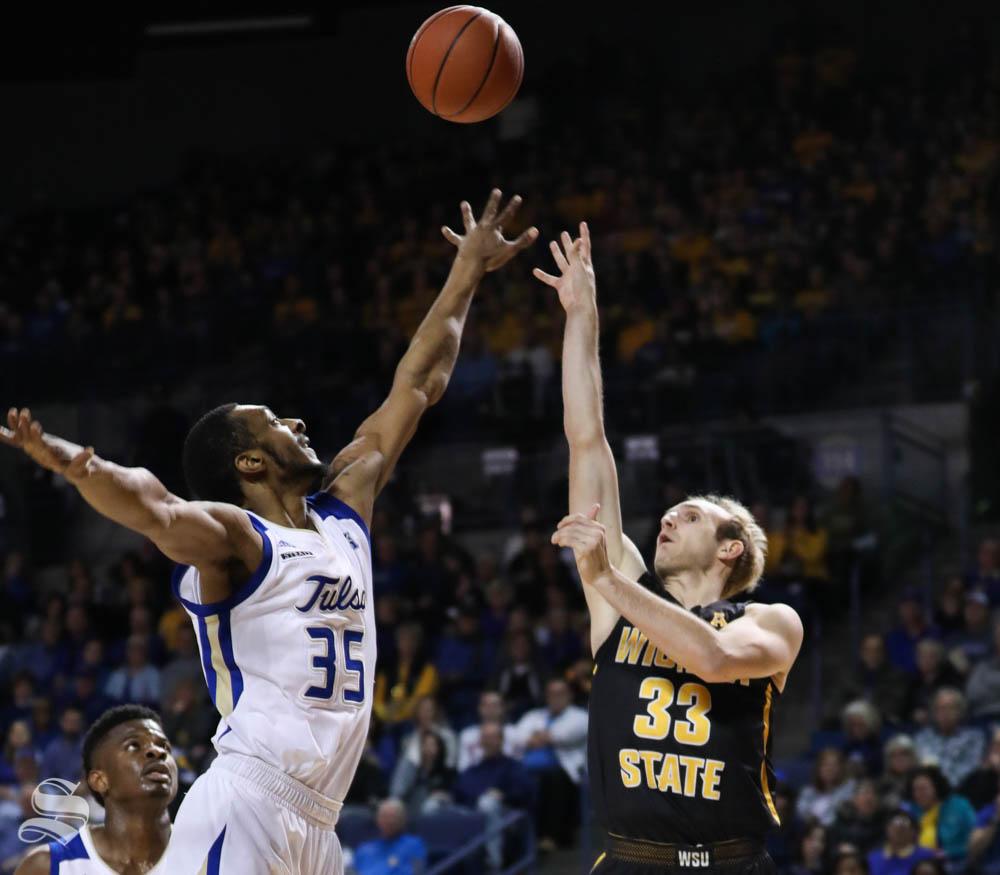 College Basketball Predictions: Tulsa vs. Wichita State 1/28/18