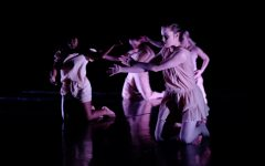WSU student choreography chosen for regional competition in Illinois