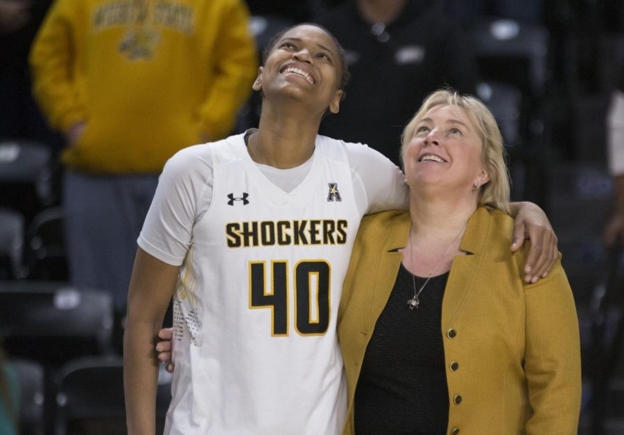 Keitha Adams sells players on WSU's tradition, potential