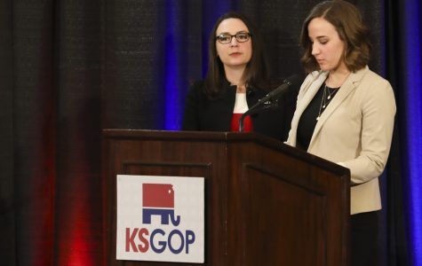 Hungate talks transgender issues, education at GOP state convention