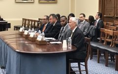 President Bardo talks innovation with U.S. Congress