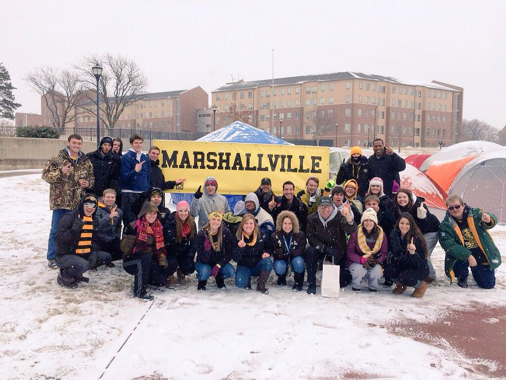 Marshallville's annual campout could be in jeopardy because of a new card system.
