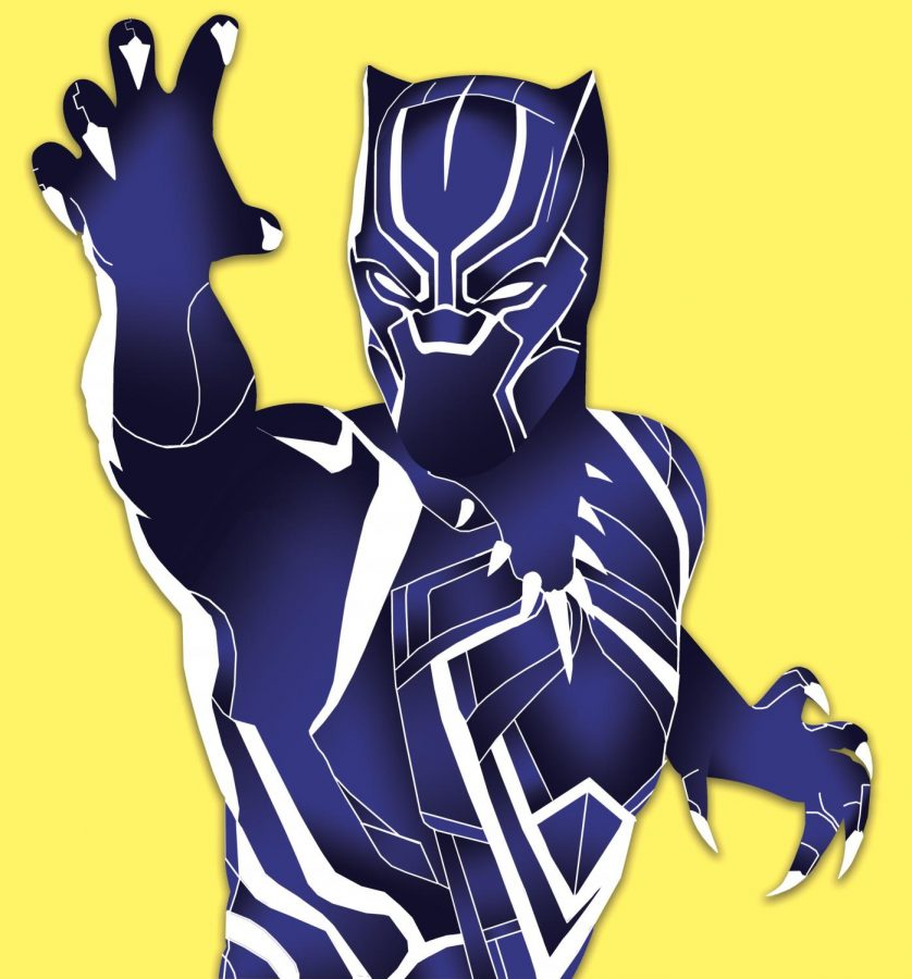Black Panther is the latest installment in the Marvel Cinematic Universe.