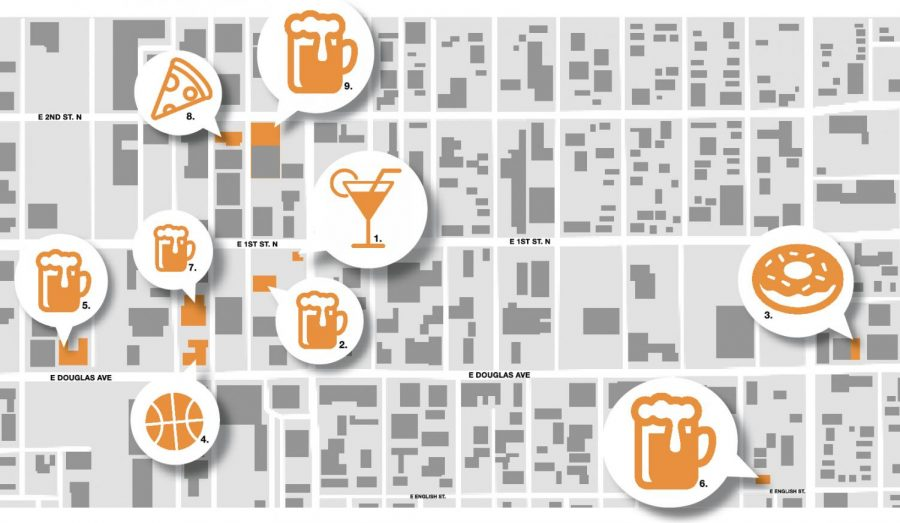 Looking for a drink during March Madness. Heres your guide for Shocker land.