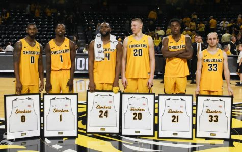 PHOTOS: Bearcats Put Damper on Shockers Senior Night