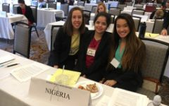 WSU Model UN brings home nine awards at Midwest conference