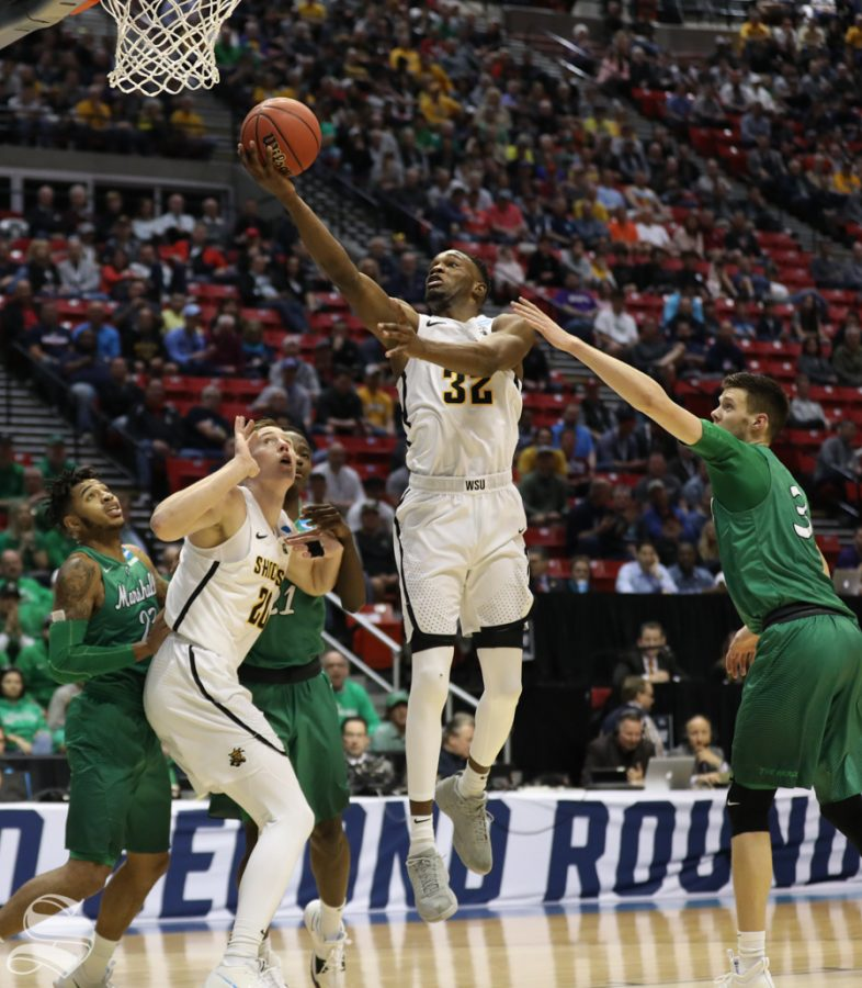 Shockers' season ends with a six-point upset