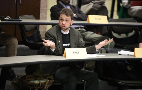 WSU Faculty Senate votes to support The Sunflower, opposes intimidation and funding cuts