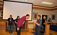 WSU students sweep KU Japanese poetry contest