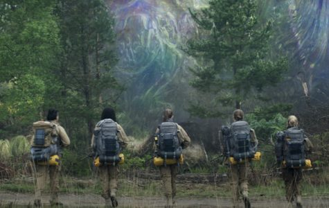'Annihilation' is bold, bizarre