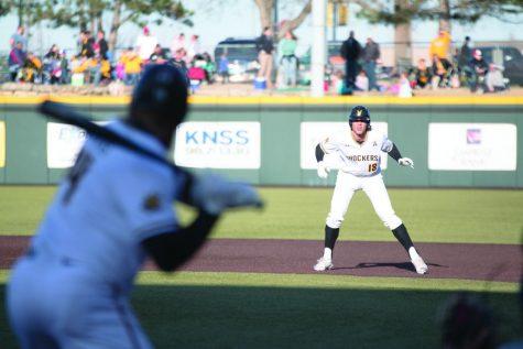 Shocker baseball defeats KU