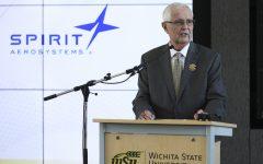 Wichita State President John Bardo dies