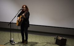 Local blues singer performs at benefit concert for the Wichita Area Sexual Assault Center