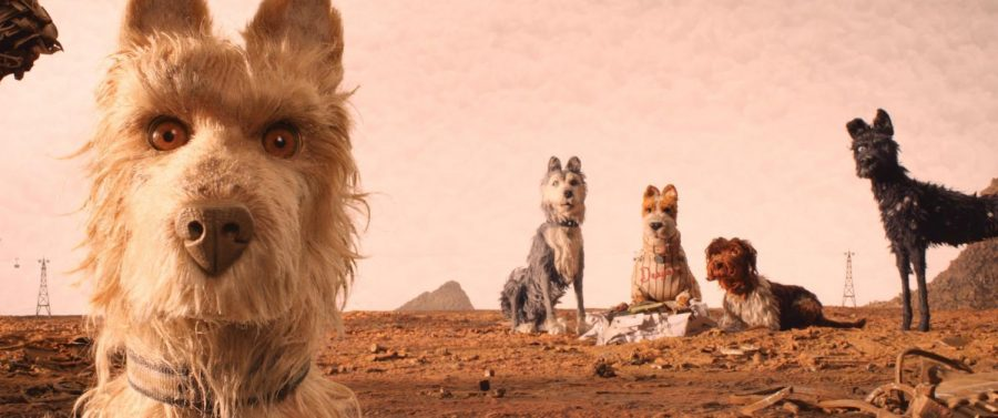 Wes+Anderson+uses+puppets+and+stop-motion+animation+to+bring+the+dogs+in+%27Isle+of+Dogs%27+to+life.