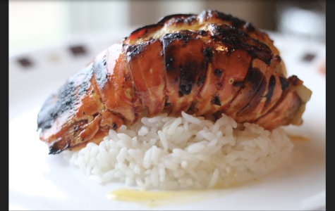 Good Eatin' on the Dime: Lobster tail à la agrumes