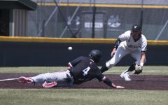 PHOTOS: Shockers fall to Cincinnati in weekend series