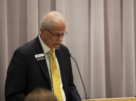 Dean of the Barton School of Business, Anand Desai, to retire