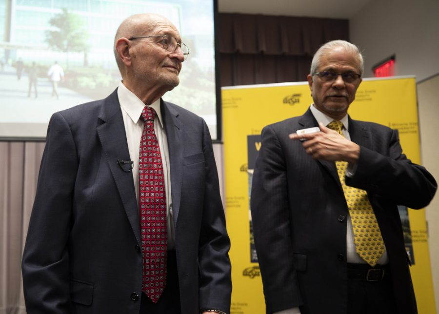Wichita State receives $12 million gift from oilman, wife
