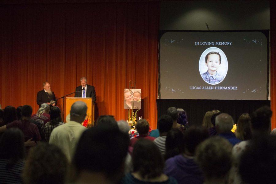 PHOTOS: Lucas Hernandez memorialized
