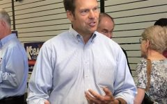 Kobach to college voters: Tuition hikes directly related to undocumented students