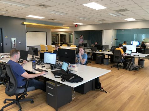 FirePoint student employees research for U.S. Army's 'highest-priority programs'
