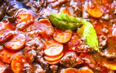 Good Eatin' on the Dime: Baked beef bourguignon isn't just snobby french food