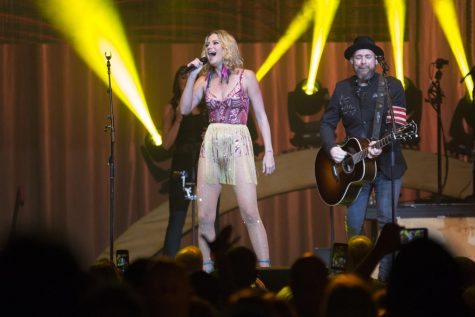 Linnabary: At Sugarland, the show's a party, and the duo's the soundtrack