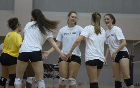 Volleyball starts season Friday