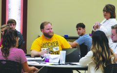 Combat to campus: Veteran continues service in SGA