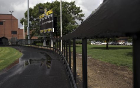 Outfield viewing may be a thing of the past with new softball fences