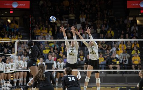 Cincinnati volleyball brings offensive firepower