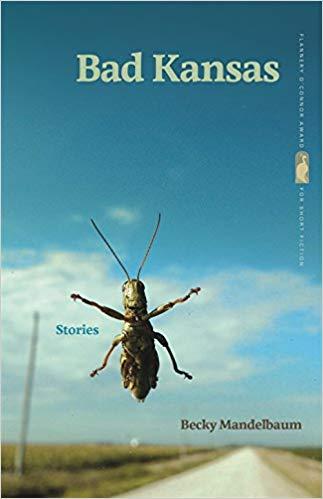 Kansas author pens story collection, kills goldfish