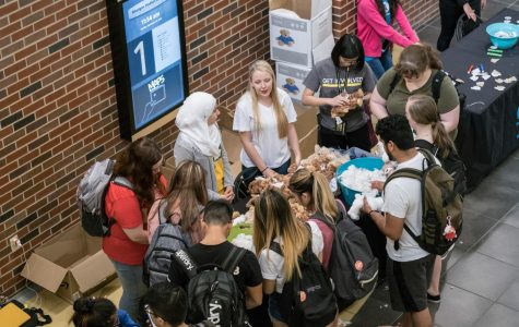 OPINION: Student involvement is great, to an extent
