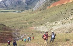 'Go beyond a set of textbooks': Geology camp gives students the chance to apply what they learn in the classroom