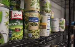 SGA hires assistants to monitor food pantry after 'hundreds' of pounds of food disappear